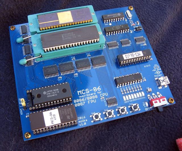 从4004到酷睿:Intel平台芯片组变迁史 平台,芯片,芯片组,变迁,现在 第3张图片