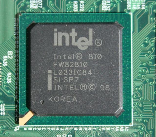 从4004到酷睿:Intel平台芯片组变迁史 平台,芯片,芯片组,变迁,现在 第5张图片