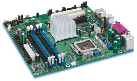 从4004到酷睿:Intel平台芯片组变迁史 平台,芯片,芯片组,变迁,现在 第7张图片