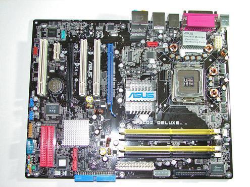 从4004到酷睿:Intel平台芯片组变迁史 平台,芯片,芯片组,变迁,现在 第8张图片