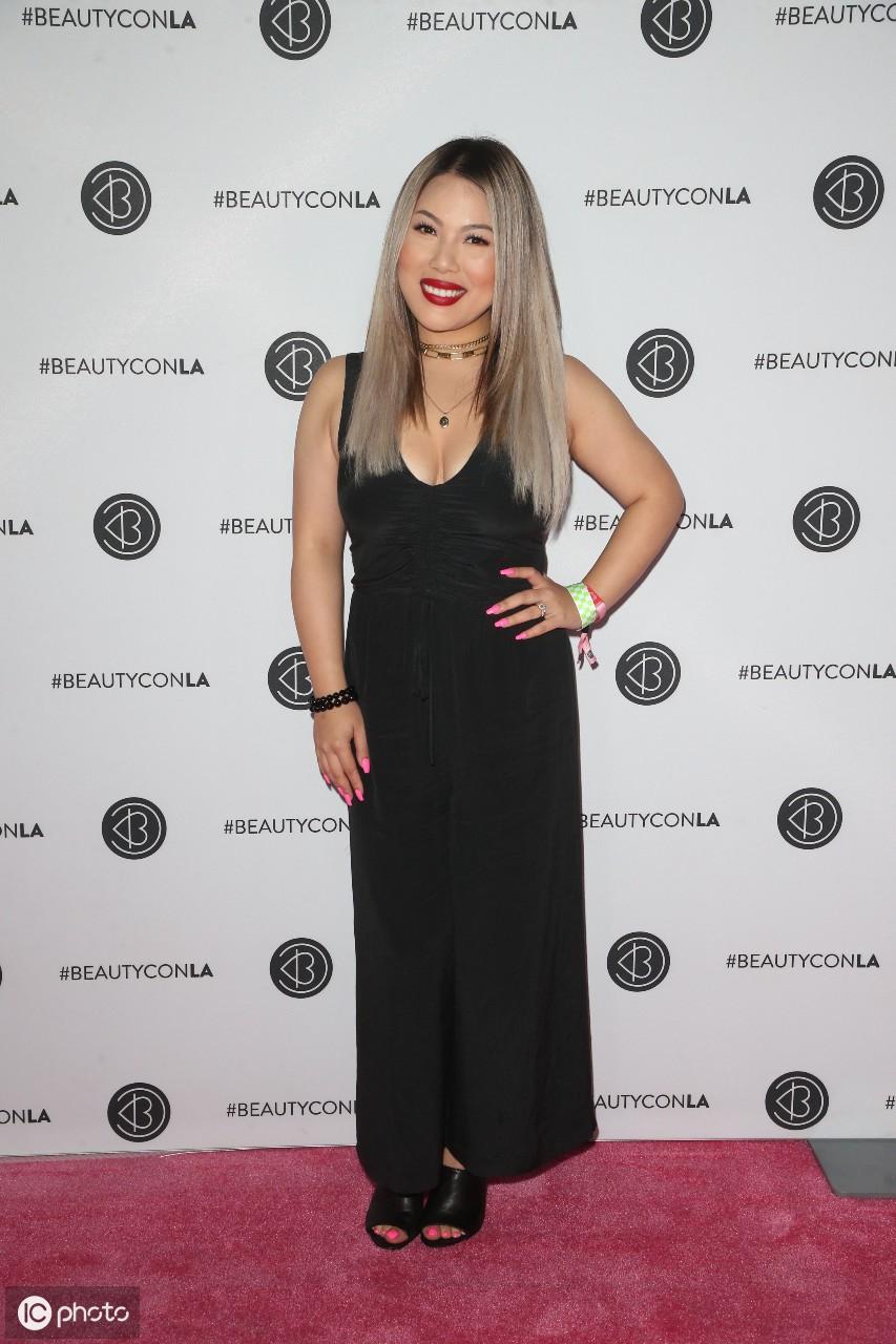 2019年8月10日泰勒抵达洛杉矶市洛杉矶会议中心的Beautycon节 泰勒,美利坚合众国,洛杉矶市,抵达,洛杉矶 第6张图片