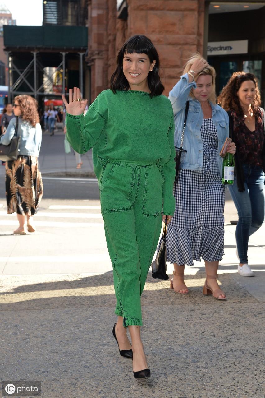 2019年8月10日泰勒抵达洛杉矶市洛杉矶会议中心的Beautycon节 泰勒,美利坚合众国,洛杉矶市,抵达,洛杉矶 第8张图片