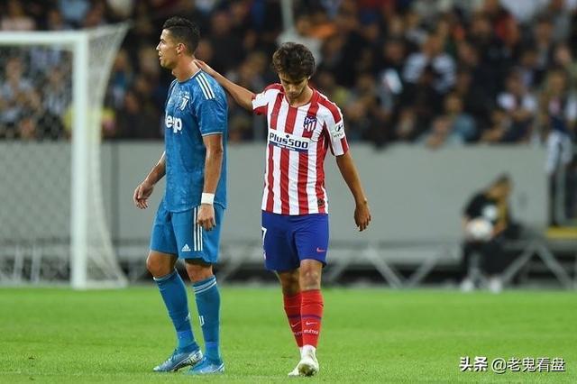 马德里竞技新星菲利克斯表现抢眼,风头正劲数据超梅罗  第3张图片