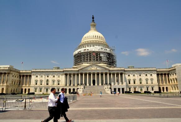 华盛顿十大著名旅游景点,白宫作为美国历代总统办公和居住的地方,那是一定要去的 ... 华盛顿纪念碑,有气势,非常有气势,华盛顿,十大 第2张图片