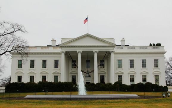 华盛顿十大著名旅游景点,白宫作为美国历代总统办公和居住的地方,那是一定要去的 ... 华盛顿纪念碑,有气势,非常有气势,华盛顿,十大 第5张图片