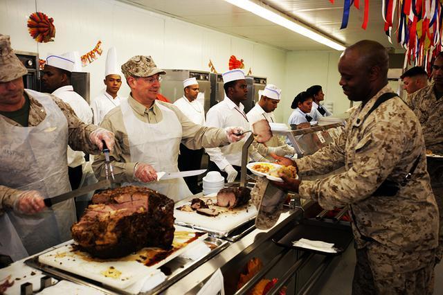 辽宁舰一天消耗10吨以上食物 餐厅包含各大菜系!这还不是最好的 ... 辽宁,辽宁舰,一天,消耗,以上 第3张图片