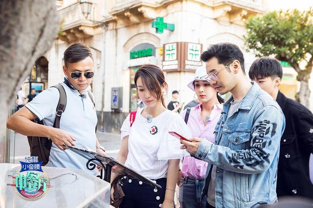 """中餐厅否认刻意剪辑黄晓明 言外之意""""明学""""都是真的 ... 华人圈,海外华人,中国城,唐人街,都市圈 第1张图片"""