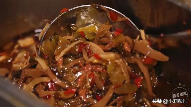 吃出声音才有灵魂,这碗米粉的招式有点xuan 声音,灵魂,米粉,招式,有点 第10张图片