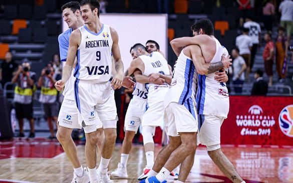 令人动容!阿根廷队爆冷杀进四强,吉诺比利赛后第一时间发声 ... 令人,动容,阿根廷,阿根廷队,爆冷 第3张图片