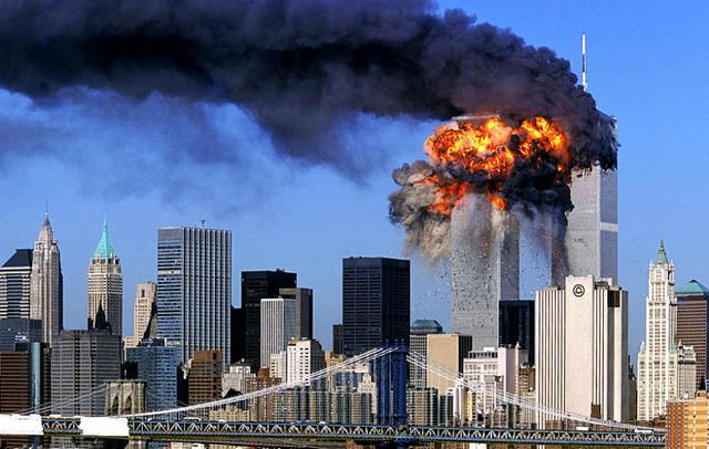 9·11事件18周年,重温经典建筑:纽约世贸中心双子大厦 周年,重温,经典,建筑,纽约 第1张图片