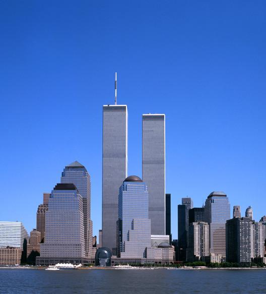 9·11事件18周年,重温经典建筑:纽约世贸中心双子大厦 周年,重温,经典,建筑,纽约 第2张图片