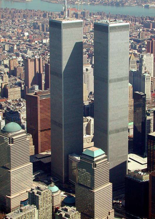 9·11事件18周年,重温经典建筑:纽约世贸中心双子大厦 周年,重温,经典,建筑,纽约 第4张图片