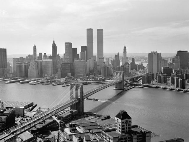 9·11事件18周年,重温经典建筑:纽约世贸中心双子大厦 周年,重温,经典,建筑,纽约 第6张图片