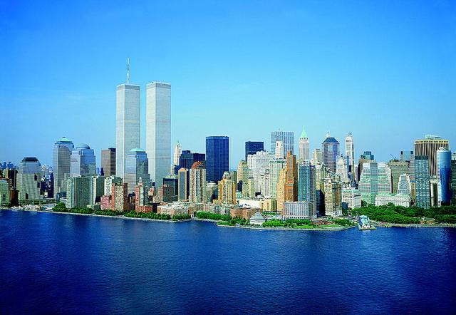 9·11事件18周年,重温经典建筑:纽约世贸中心双子大厦 周年,重温,经典,建筑,纽约 第5张图片
