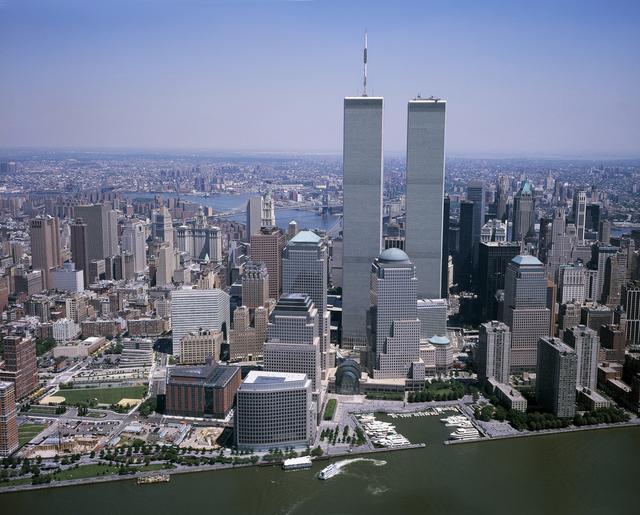 9·11事件18周年,重温经典建筑:纽约世贸中心双子大厦 周年,重温,经典,建筑,纽约 第7张图片