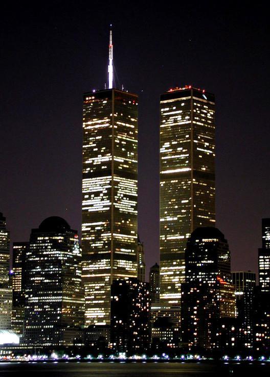 9·11事件18周年,重温经典建筑:纽约世贸中心双子大厦 周年,重温,经典,建筑,纽约 第12张图片