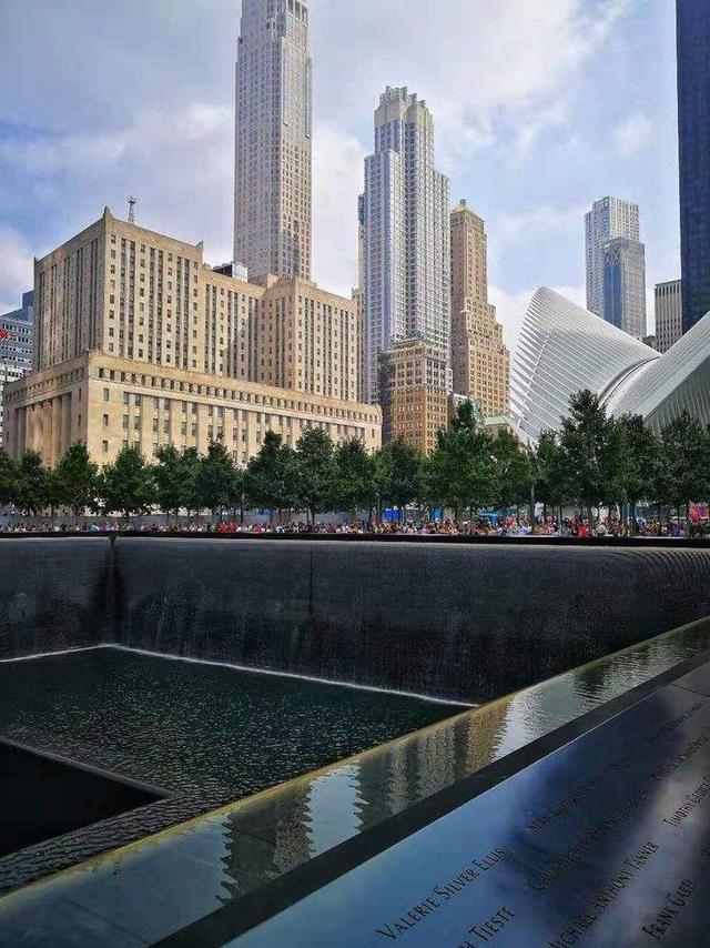 9·11事件18周年,重温经典建筑:纽约世贸中心双子大厦 周年,重温,经典,建筑,纽约 第14张图片
