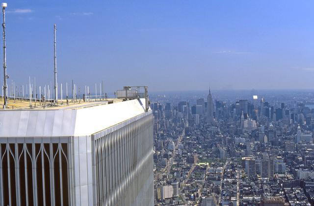 9·11事件18周年,重温经典建筑:纽约世贸中心双子大厦 周年,重温,经典,建筑,纽约 第13张图片
