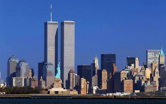 9·11事件18周年,重温经典建筑:纽约世贸中心双子大厦 周年,重温,经典,建筑,纽约 第15张图片