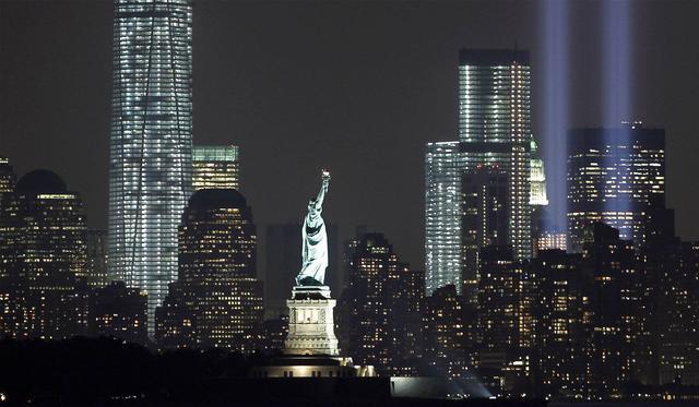 9·11事件18周年,重温经典建筑:纽约世贸中心双子大厦 周年,重温,经典,建筑,纽约 第17张图片