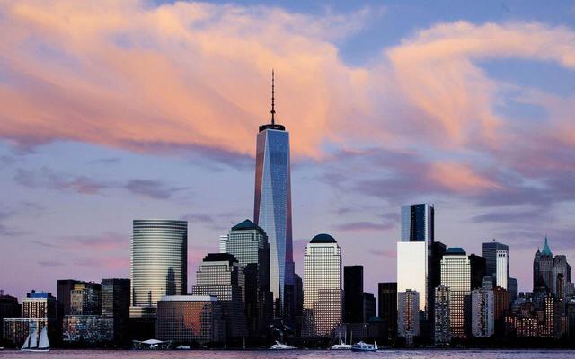 9·11事件18周年,重温经典建筑:纽约世贸中心双子大厦 周年,重温,经典,建筑,纽约 第16张图片