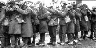 一战时最致命的杀人武器,吓得英国人每天必须戴上这个  第3张图片