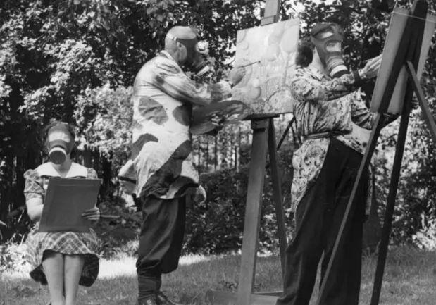一战时最致命的杀人武器,吓得英国人每天必须戴上这个  第7张图片
