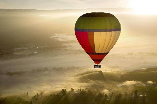 旅行攻略·墨尔本:企鹅,跳伞,热气球,墨尔本应有尽有 旅行,旅行攻略,攻略,墨尔本,企鹅 第9张图片