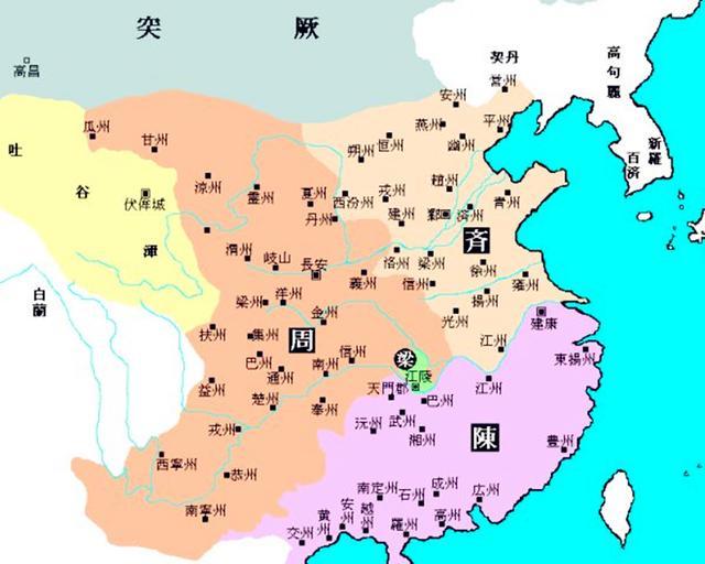 美国有南北战争,中国古代也有南北战争,并且多数都是这一方取胜 ... 南北战争,也有南北战争,取胜,美国,中国 第2张图片