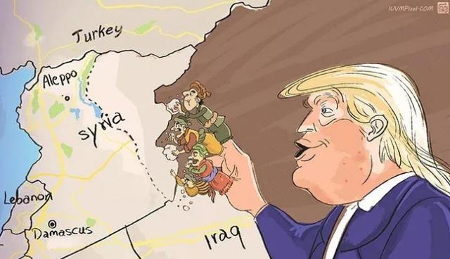 """刚刚,联合国发布""""战争罪""""报告,美国又一次被点名了"""