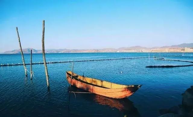 去过那么多次云南,唯独爱上了洱海 不知不觉,苍山洱海,彩云之南,第一站,蓝色的 第6张图片