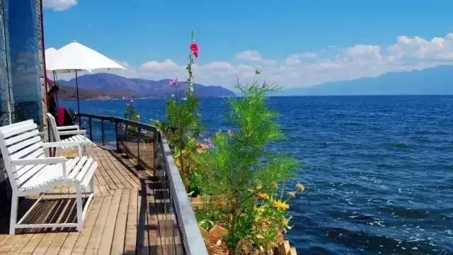 去过那么多次云南,唯独爱上了洱海 不知不觉,苍山洱海,彩云之南,第一站,蓝色的 第15张图片