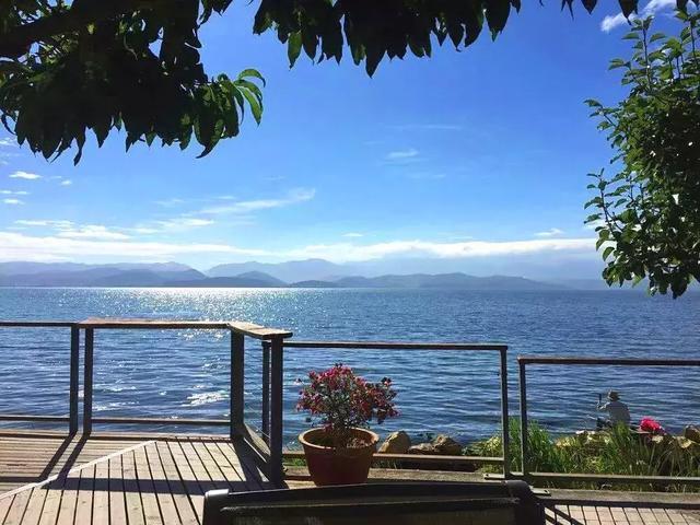 去过那么多次云南,唯独爱上了洱海 不知不觉,苍山洱海,彩云之南,第一站,蓝色的 第18张图片