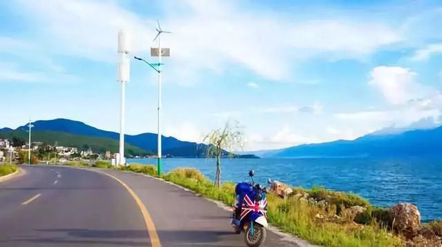 去过那么多次云南,唯独爱上了洱海 不知不觉,苍山洱海,彩云之南,第一站,蓝色的 第20张图片