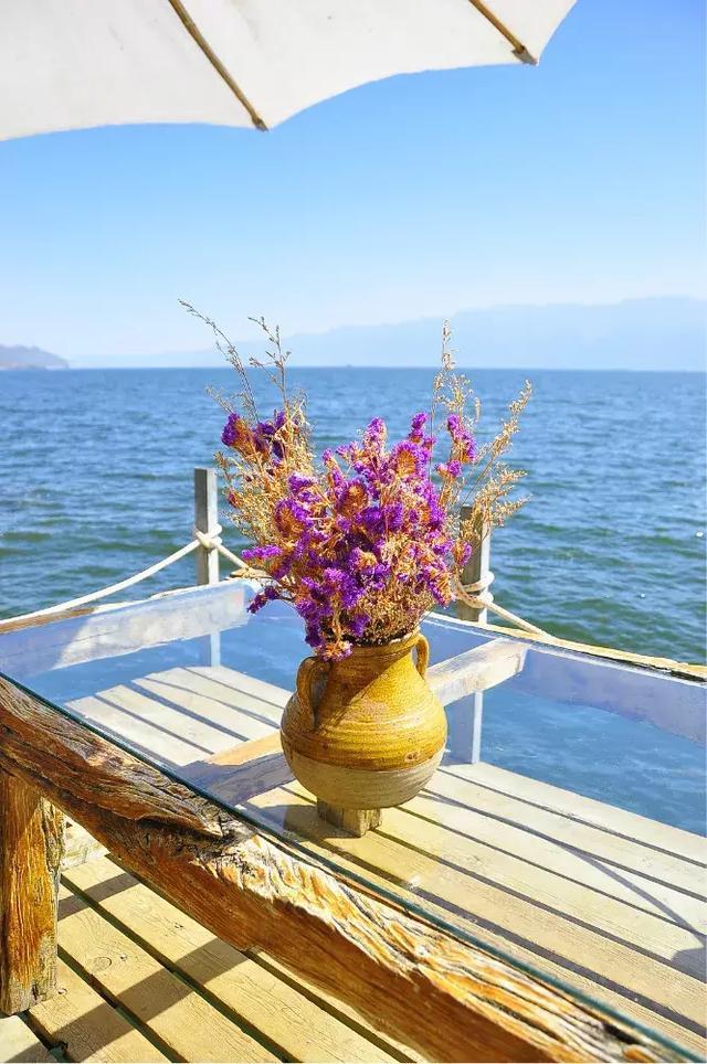 去过那么多次云南,唯独爱上了洱海 不知不觉,苍山洱海,彩云之南,第一站,蓝色的 第21张图片