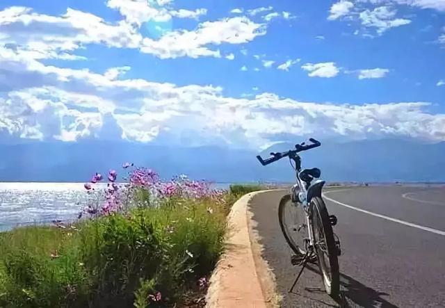 去过那么多次云南,唯独爱上了洱海 不知不觉,苍山洱海,彩云之南,第一站,蓝色的 第22张图片