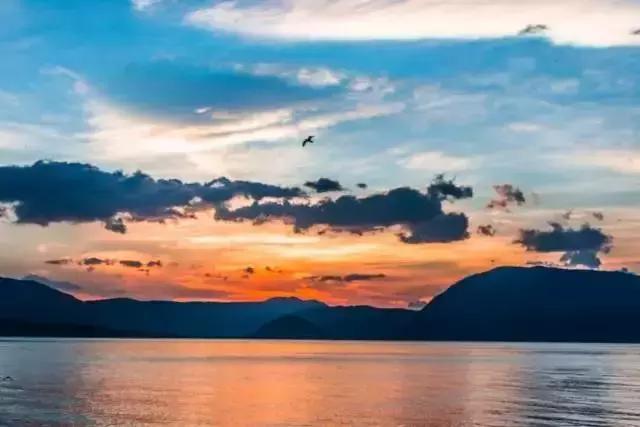 去过那么多次云南,唯独爱上了洱海 不知不觉,苍山洱海,彩云之南,第一站,蓝色的 第24张图片