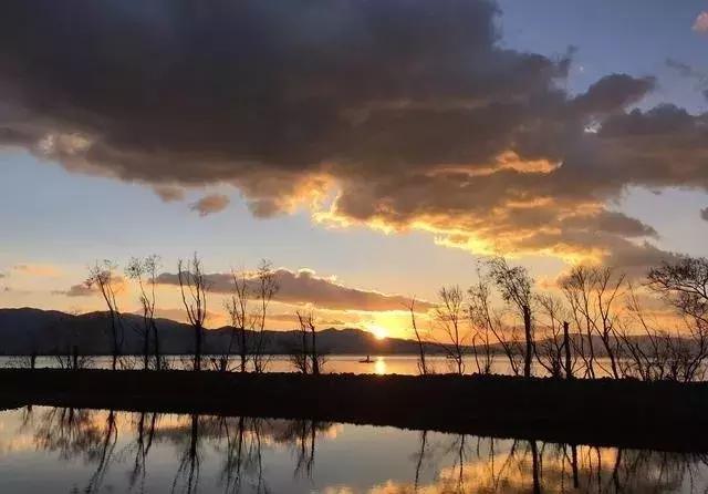 去过那么多次云南,唯独爱上了洱海 不知不觉,苍山洱海,彩云之南,第一站,蓝色的 第25张图片