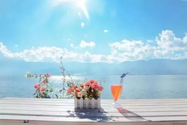 去过那么多次云南,唯独爱上了洱海 不知不觉,苍山洱海,彩云之南,第一站,蓝色的 第31张图片