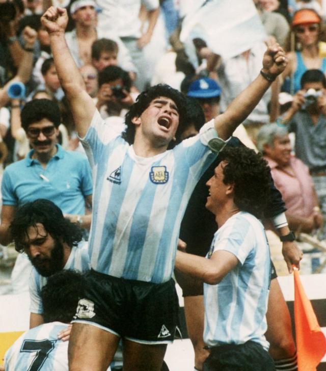 最伟大的阿根廷人:马拉多纳仅列第6,第5是全世界青年的偶像