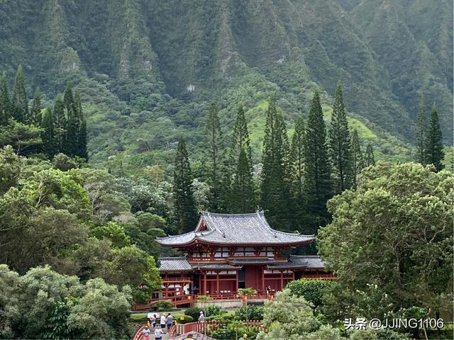 2020你好!夏威夷•欧胡岛DAY3-瀑布•热带雨林与大环岛 热带雨林,什么时候,檀香山,第一站,节假日 第5张图片