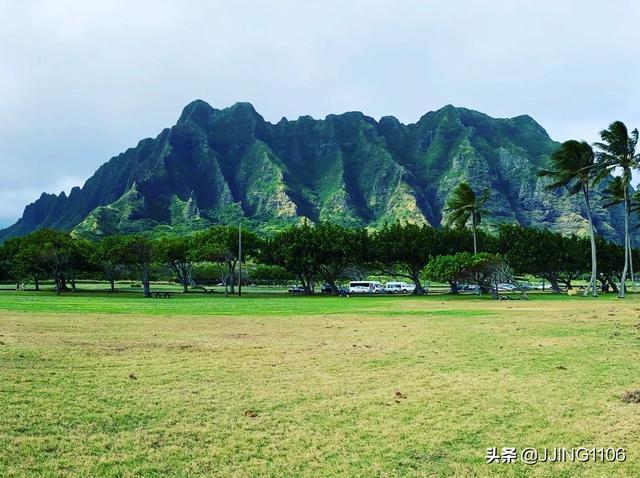 2020你好!夏威夷•欧胡岛DAY3-瀑布•热带雨林与大环岛 热带雨林,什么时候,檀香山,第一站,节假日 第7张图片