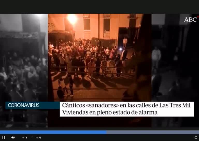 3 月 20 日西班牙新增新冠肺炎 4946 例,为什么西班牙病例突然增长这么快? ... 3月20日,卫生部,西班牙,为什么,其中 第13张图片