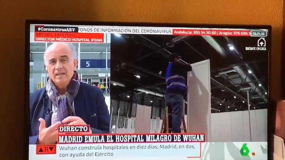 3 月 20 日西班牙新增新冠肺炎 4946 例,为什么西班牙病例突然增长这么快? ... 3月20日,卫生部,西班牙,为什么,其中 第15张图片
