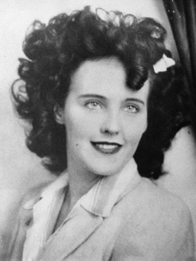 当年美国女孩想当演员,被人杀害后,为什么有十多人前来自首 ... 1947年1月,1月15日,加利福尼亚,司空见惯,想当演员 第2张图片