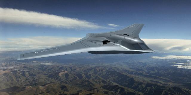 中国轰20隐形轰炸机即将和大家见面,英智库评价:这是真正的洲际打击力,航程可抵达夏威夷