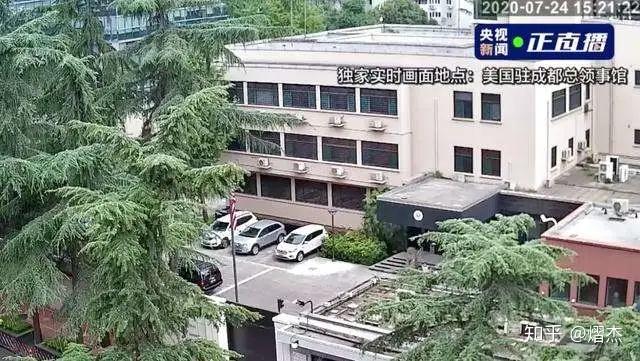 中方封闭成都领事馆的真相,看完你一定惊呆! 第2张图片