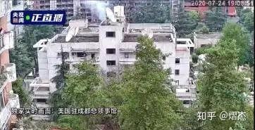 中方封闭成都领事馆的真相,看完你一定惊呆! 第5张图片