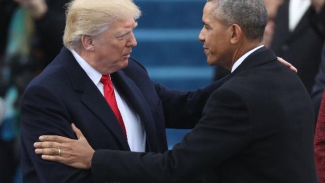 """美媒:川普击败奥巴马,成为美百姓调中""""最受尊重的人"""" 第2张图片"""