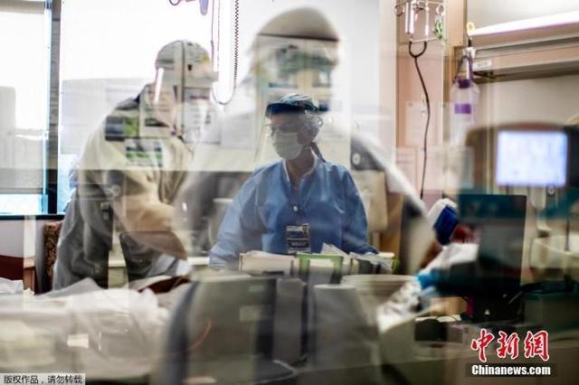 美国加州初次确诊变异新冠病毒传抱病例 第1张图片